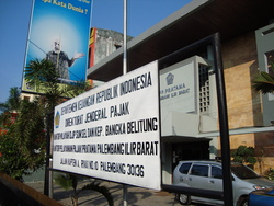 Palembang Tax Services Office