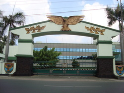 Region II/Sriwijaya Military Command