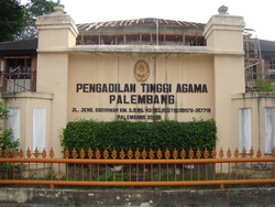 Palembang High Court Of Religion