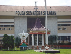 South Sumatera Regional Police Command