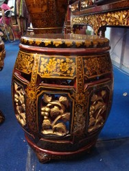 Palembang Wood Carving