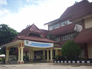 Regional Library of South Sumatra Province