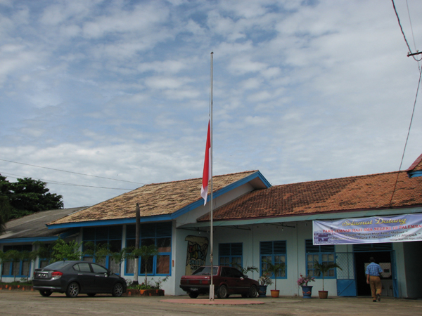 Senior High School 10 Palembang